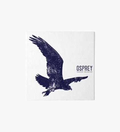 Osprey Taking Flight Art Board