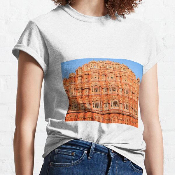 Palace of Winds  Classic T-Shirt