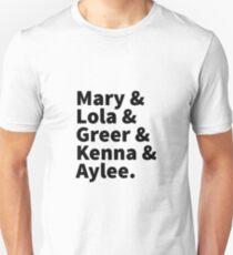 REIGN LADIES Unisex T-Shirt