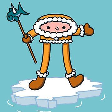 eskimo pi by manikx