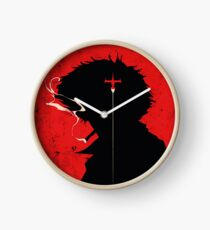 Cow Boy Bebop -Spike Spiegel Clock