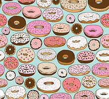 DONUTS FOREVER by Kristin Juchs