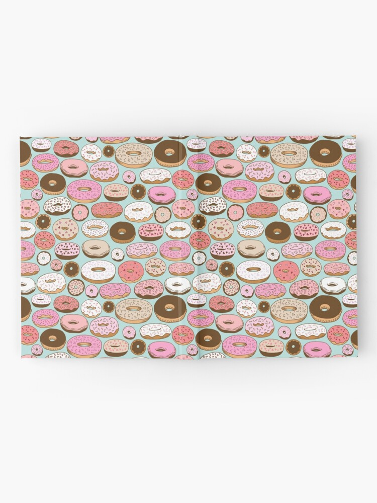 Alternate view of DONUTS FOREVER Hardcover Journal