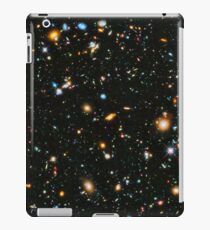 Hubble Extreme Deep Field Landschaft iPad-Hülle & Klebefolie