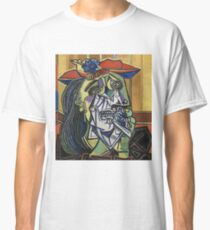 The Weeping Woman-Pablo Picasso Classic T-Shirt