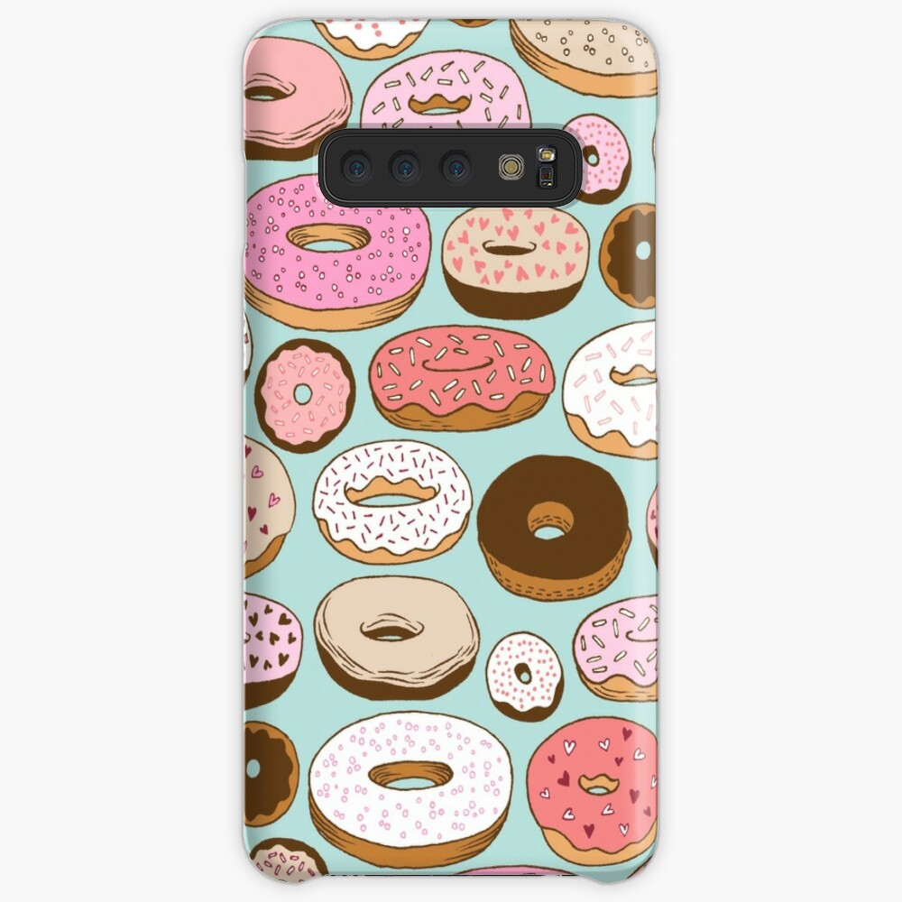 DONUTS FOREVER Cases & Skins for Samsung Galaxy