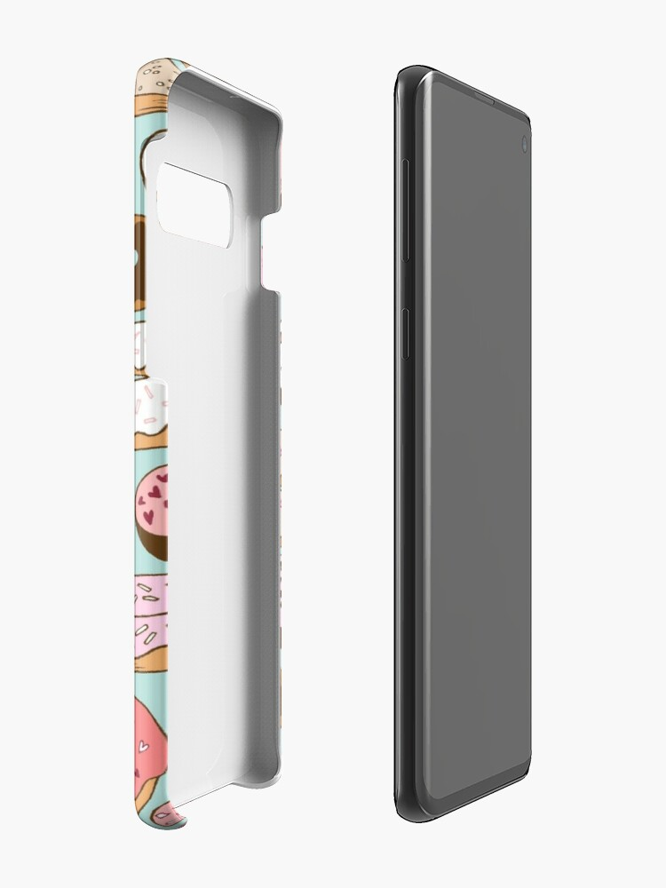 Alternate view of DONUTS FOREVER Cases & Skins for Samsung Galaxy