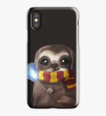 Harry Sloth iPhone Case/Skin
