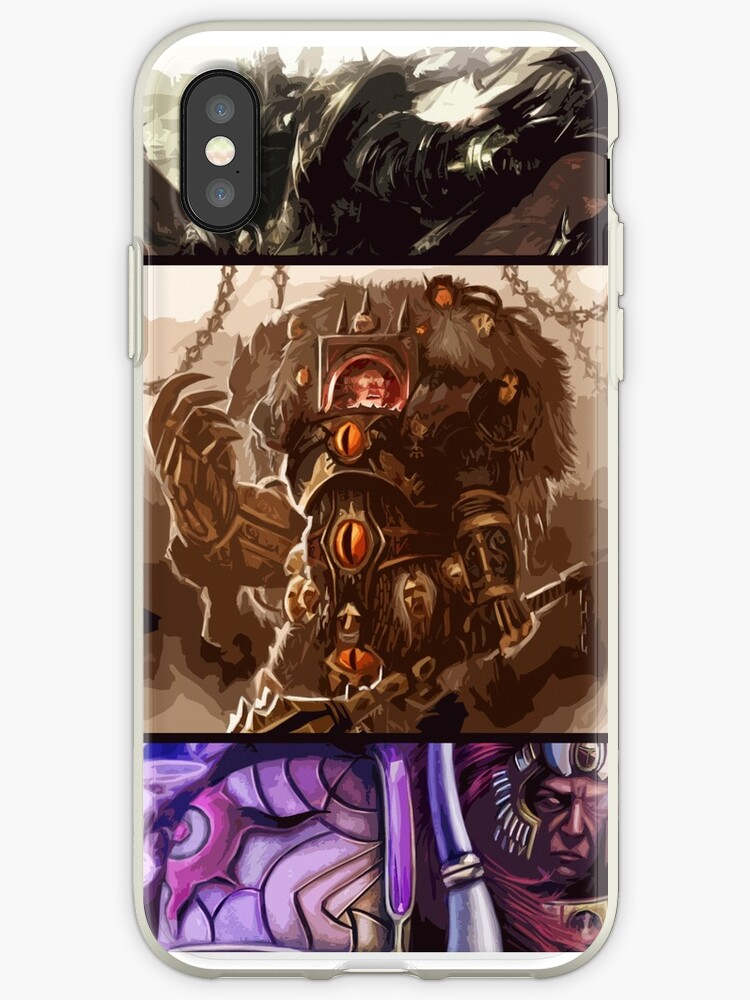 Chaos Primarchs by CursedMoon