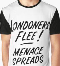 WEB SIGHTS (Black Text) Graphic T-Shirt