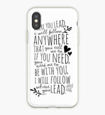 Gilmore Girls Theme Song iPhone Case