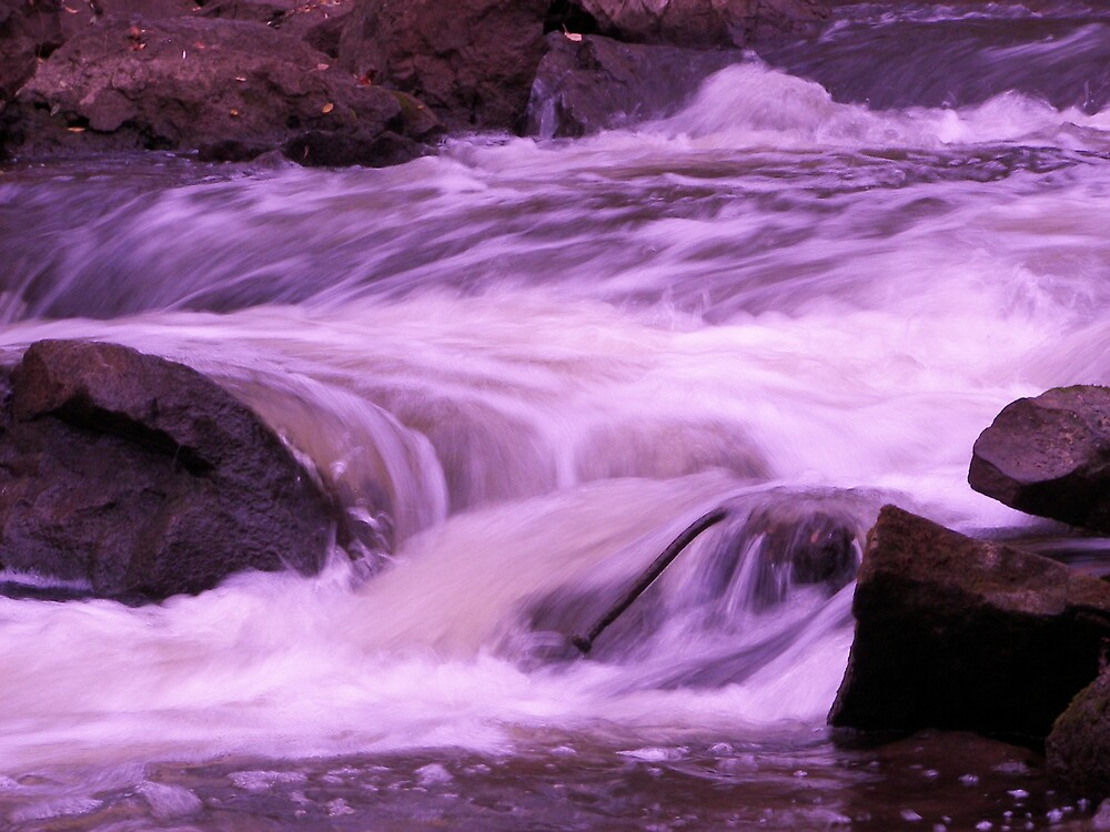 Moving Water by madmac57