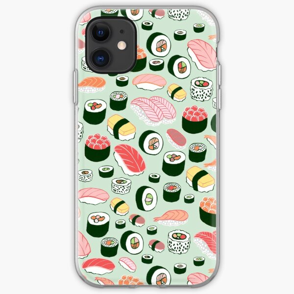 Sushi Forever! iPhone Soft Case