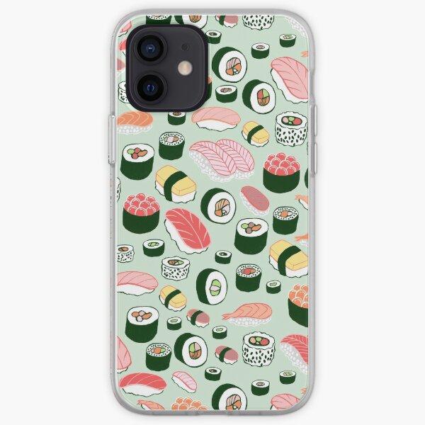 Sushi Forever! iPhone Soft Case