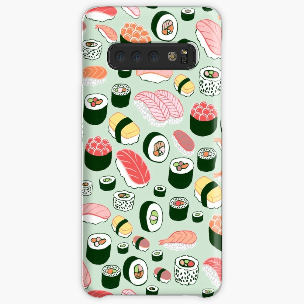 Sushi Forever! Case & Skin for Samsung Galaxy