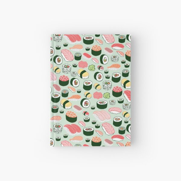 Sushi Forever! Hardcover Journal