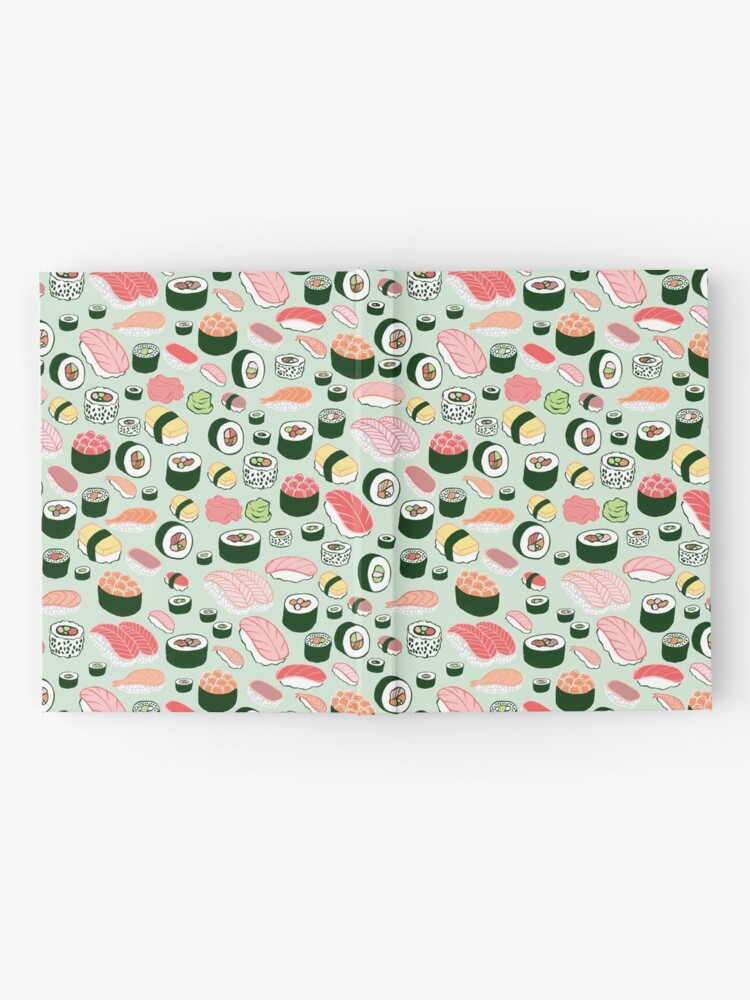 Alternate view of Sushi Forever! Hardcover Journal