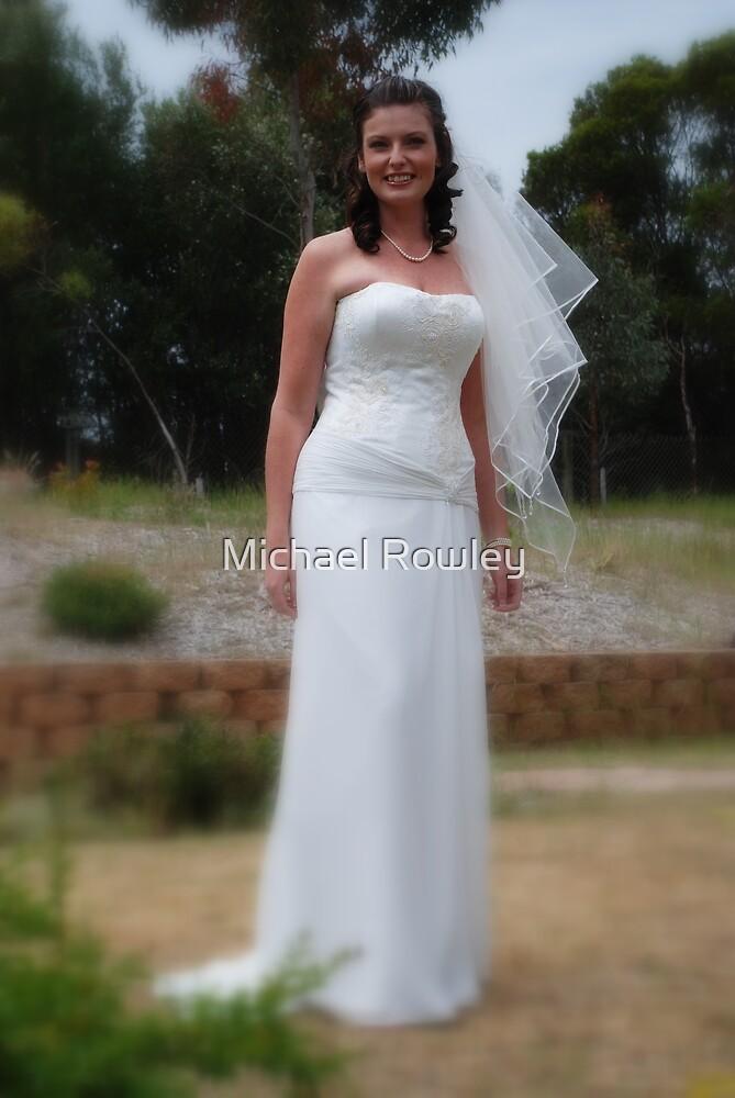 Alicia Wedding 2 by Michael Rowley