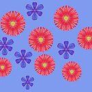 Flowers for Girlpower by Betty Mackey