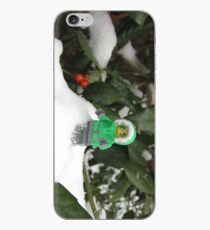LEGO Mini Eskimo in Holly  iPhone Case