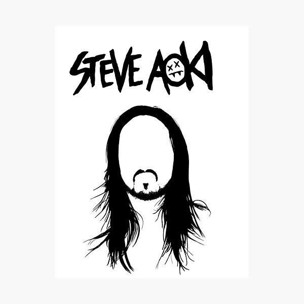 steve aoki  Photographic Print