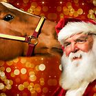 Twister Whispers List to Santa I by HiddenRockRanch