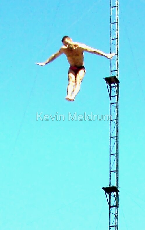 The big Dive by Kevin Meldrum