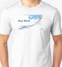 Key West.  Unisex T-Shirt