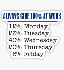 Office Humor Sticker