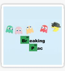 Breaking Pac Sticker