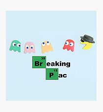 Breaking Pac Photographic Print