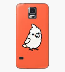 Goffin's Cockatoo Case/Skin for Samsung Galaxy