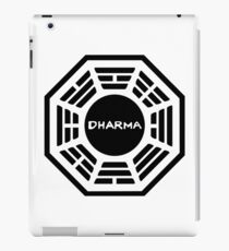 Dharma Initiative iPad Case/Skin