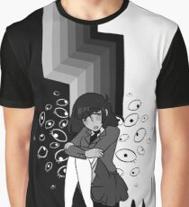 Ink (Mostly Black) Graphic T-Shirt
