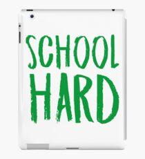 buffy - school hard iPad Case/Skin