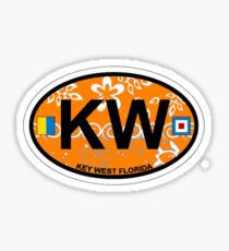 Key West.  Sticker