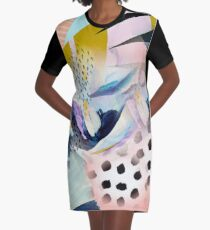Lay Graphic T-Shirt Dress