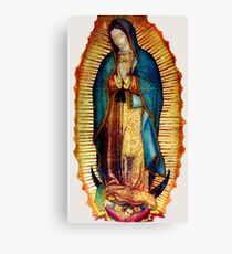 Our Lady of Guadalupe Tilma Replica Canvas Print