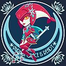 Mipha's Grace is Ready by hollarity