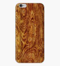 Maple Burlwood Nature Tree Wood Effect iPhone Case