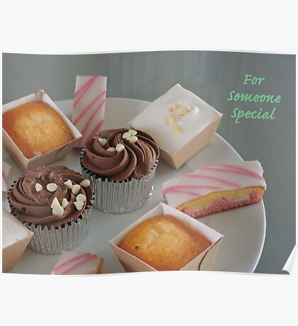 Cake Variety for Someone Special Poster