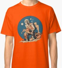 Damsel in Space Classic T-Shirt