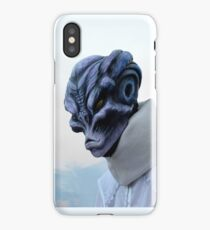 The Scientist of the Ship iPhone Case/Skin
