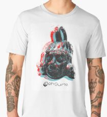 Consumed by time  Men's Premium T-Shirt
