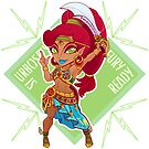 Urbosa's Fury is Ready by hollarity