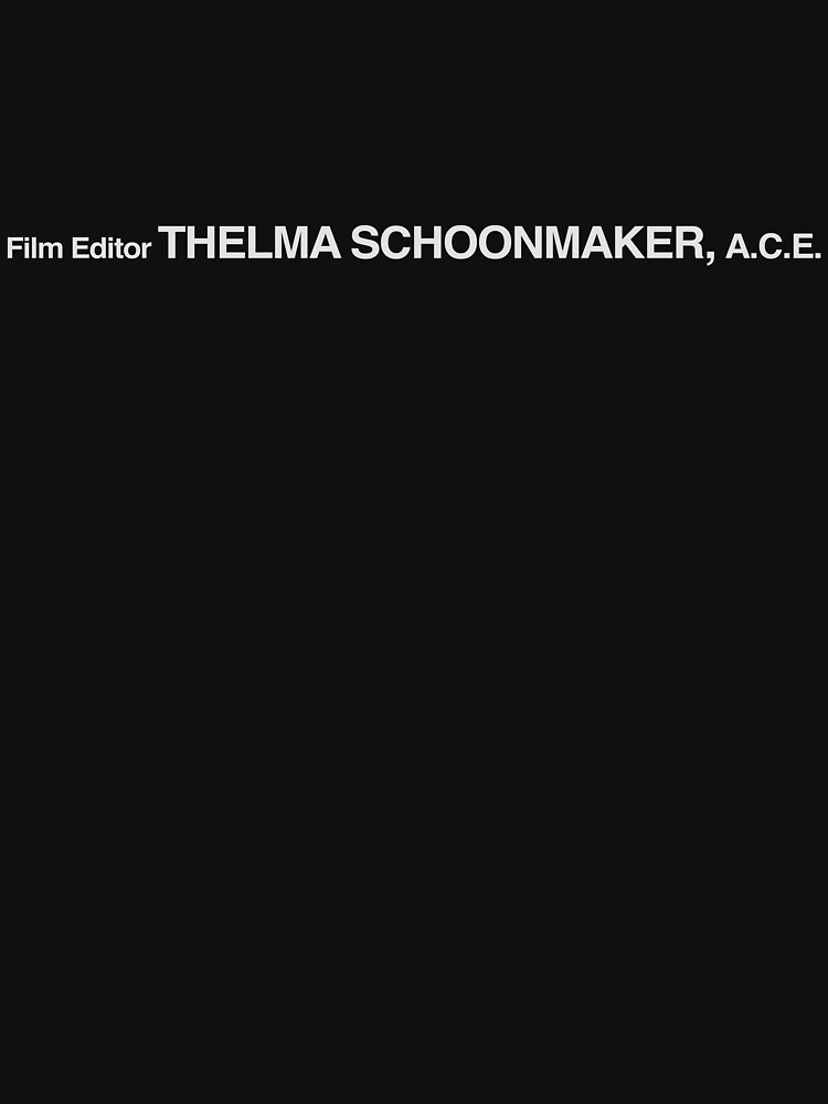 Goodfellas   Film Editor, Thelma Schoonmaker, A.C.E. by directees