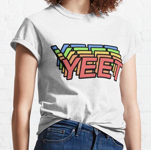 Roblox Id Yeet Yeet T Shirts Redbubble
