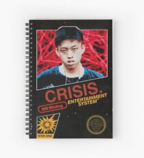 Rich Chigga - Crisis Spiral Notebook