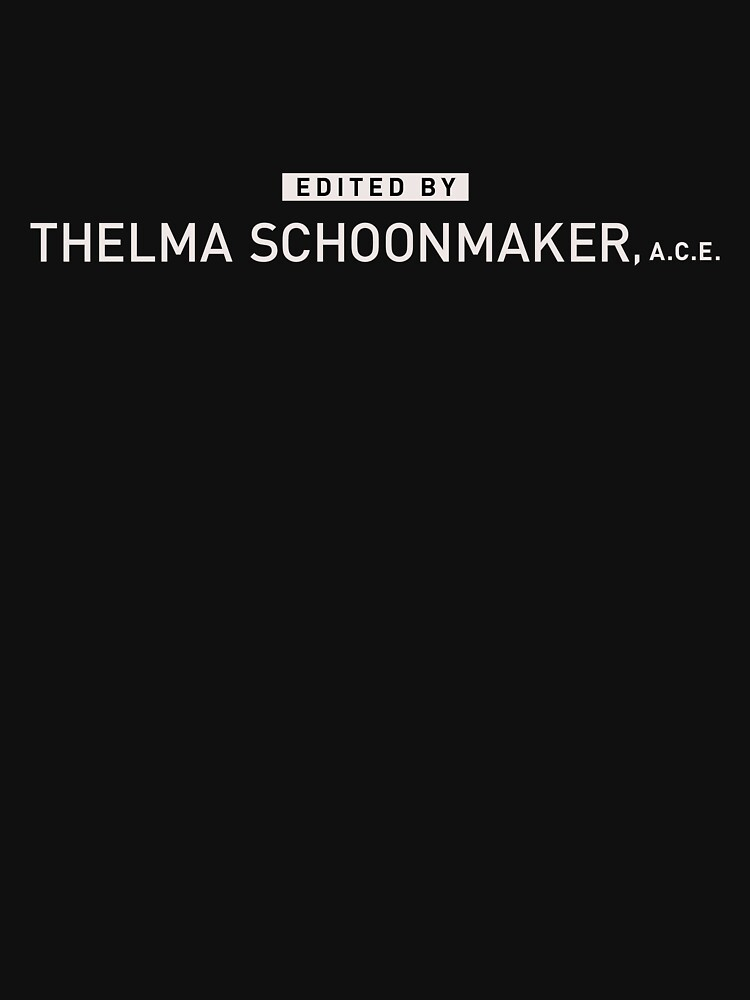 The Wolf of Wall Street | Edited by Thelma Schoonmaker, A.C.E. by directees