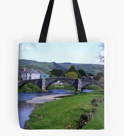 Y Bont Fawr - Llanrwst Bridge -Snowdonia Tote Bag
